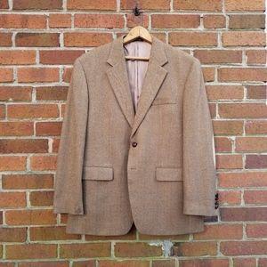 Ralph Lauren Herringbone Sport Jacket Blazer